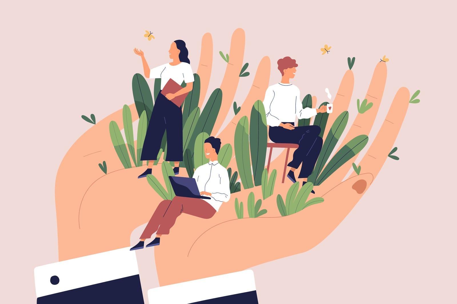Pentingnya program employee benefit adalah untuk kesejahteraan karyawan, dan juga kemajuan bisnis perusahaan karena karyawan yang sejahtera.